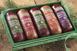 The-Swiss-Colony-Five-Sausage-Gift-Box-0